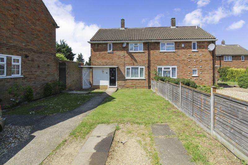 3 Bedrooms Semi Detached House for sale in Hollybush Road, Luton