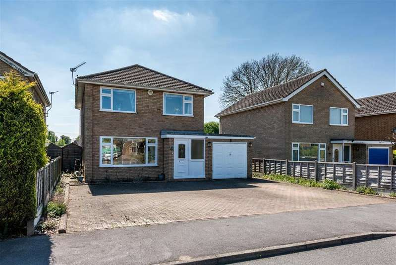 3 Bedrooms Detached House for sale in Sentance Crescent, Kirton, Boston