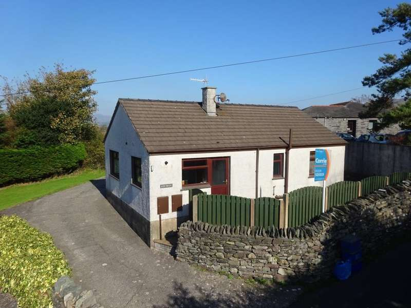 2 Bedrooms Detached Bungalow for sale in Kirkby In Furness