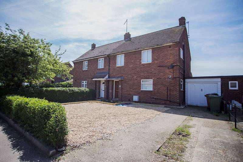 3 Bedrooms Semi Detached House for sale in Chapel Street, Stanground, Peterborough, Cambridgeshire. PE2 8JE