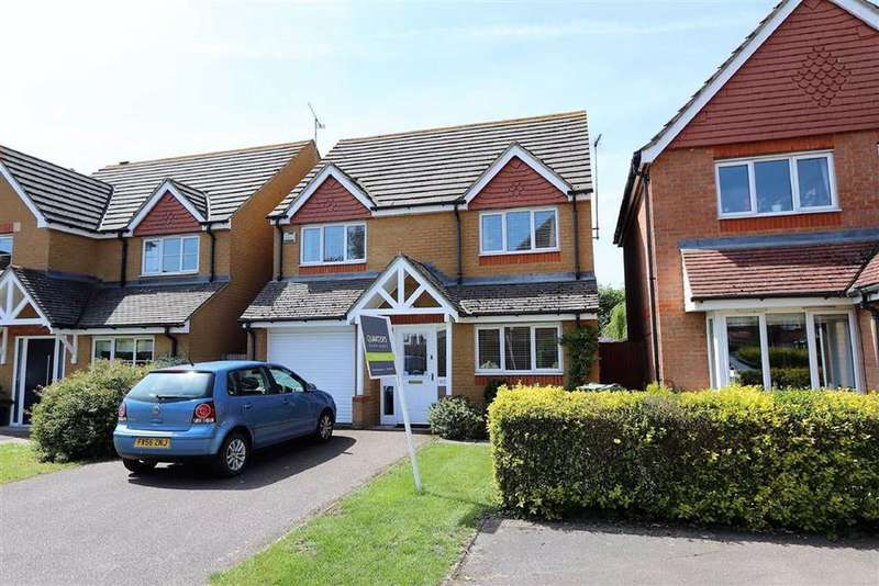 4 Bedrooms Detached House for sale in Byford Way, Leighton Buzzard