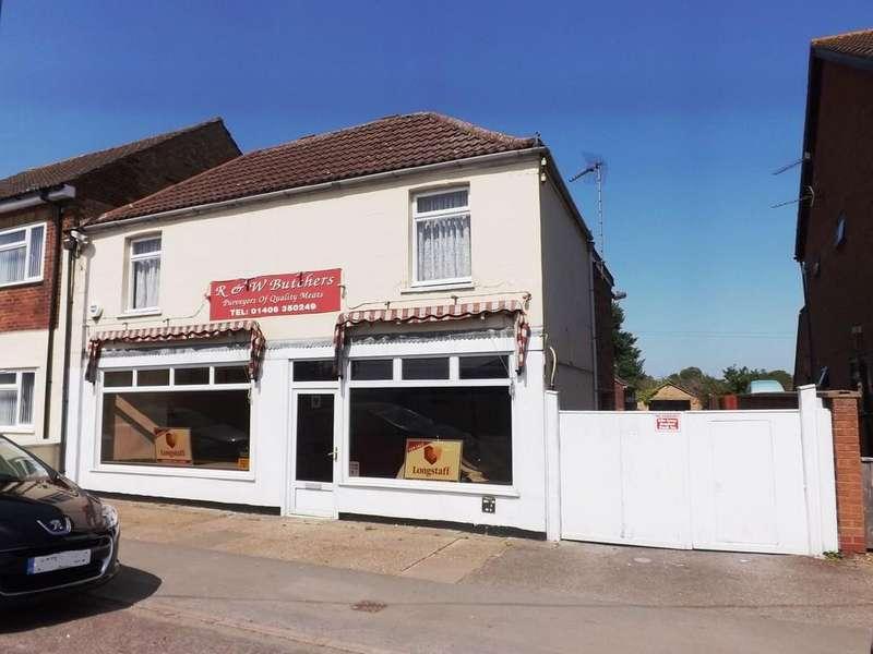 3 Bedrooms Detached House for sale in Sutton Bridge