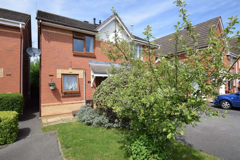 2 Bedrooms Semi Detached House for sale in Eden Gardens, Leicester, LE4