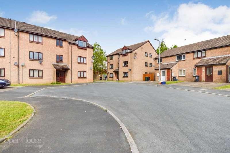 2 Bedrooms Apartment Flat for sale in Collingwood Crescent, Newport, Newport