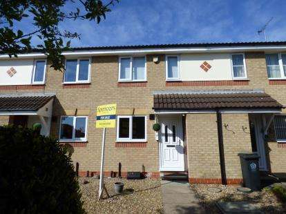 2 Bedrooms Terraced House for sale in Newham Close, Thurmaston, Leicester, Leicestershire