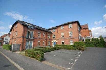 2 Bedrooms Flat for sale in Holly Lodge, Julian Road, West Bridgford, Nottingham