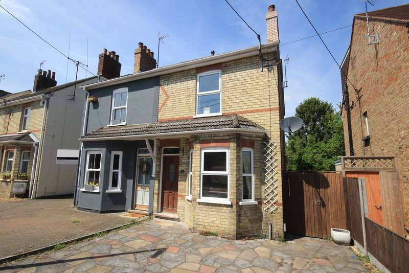 2 Bedrooms Semi Detached House for sale in Windmill Road, Flitwick, MK45