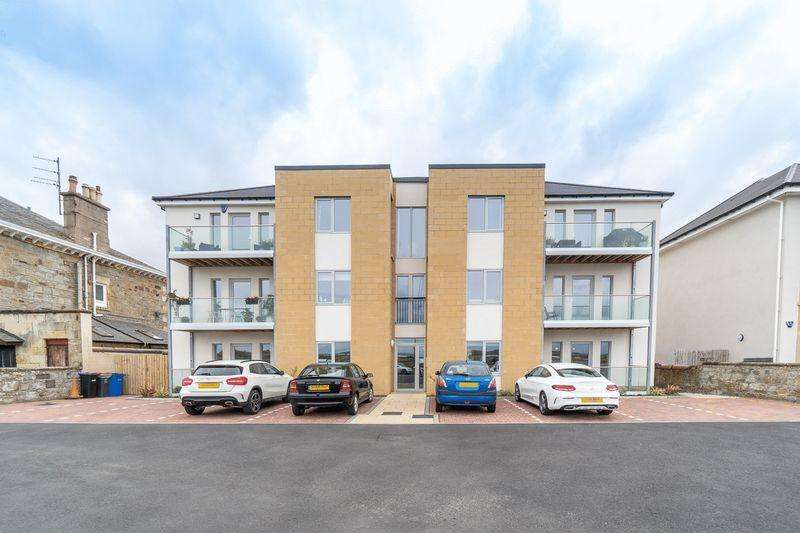 2 Bedrooms Flat for sale in 13c Links Road, Prestwick KA9 1QG