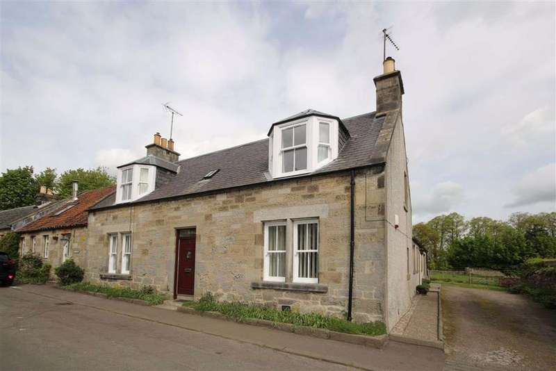 4 Bedrooms End Of Terrace House for sale in Viewhill, West Port, Falkland, Fife, KY15