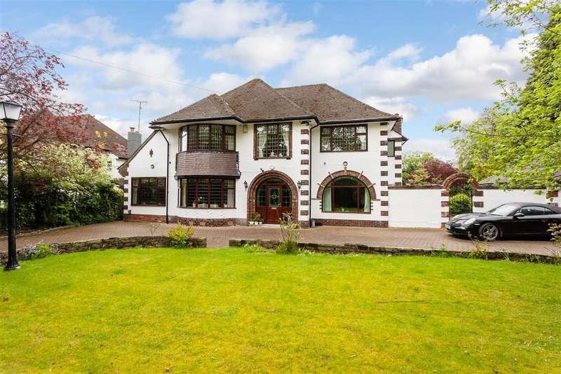 4 Bedrooms Detached House for sale in Bruntwood Lane, Cheadle