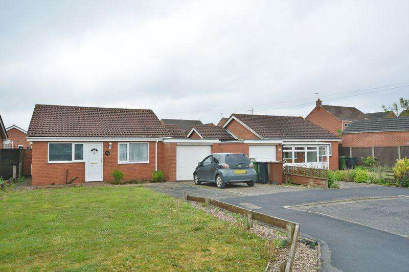 2 Bedrooms Bungalow for sale in Aisne Close, Lincoln