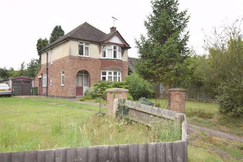 3 Bedrooms Detached House for sale in Stanton Road, Sapcote, Leicester