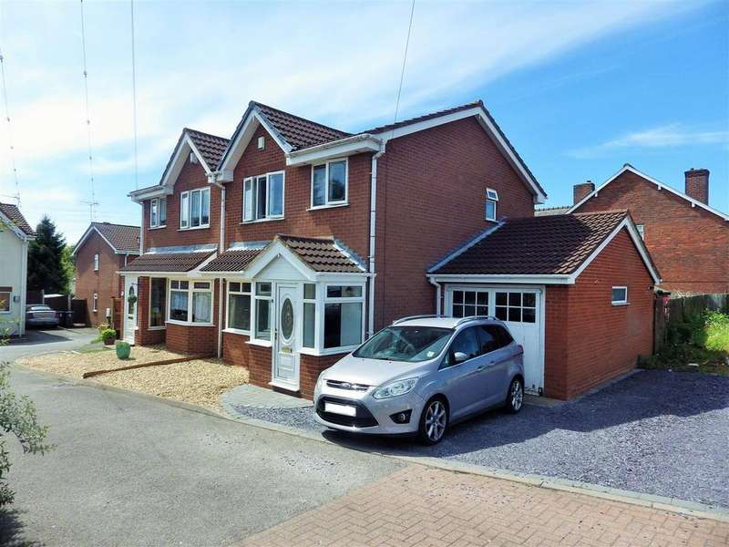 3 Bedrooms Semi Detached House for sale in Belle Vue Gardens, Rowley Regis