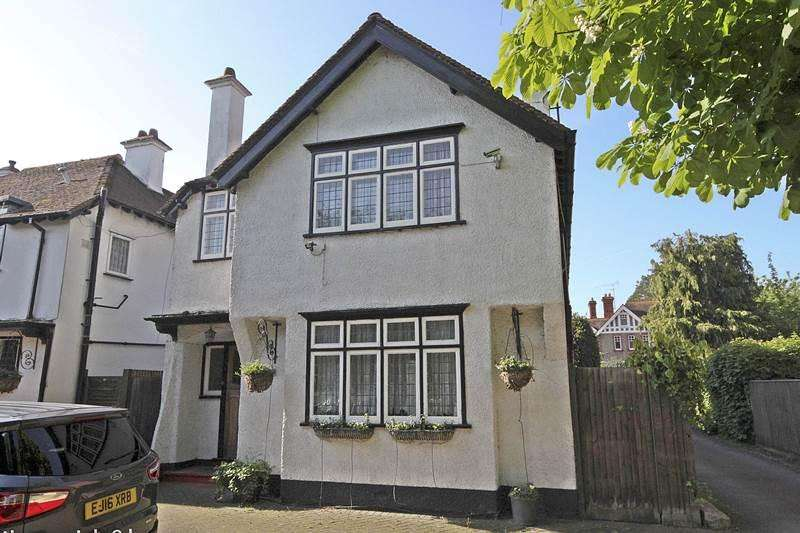 4 Bedrooms Detached House for sale in Bath Road, MAIDENHEAD, SL6
