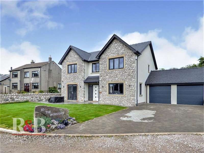 5 Bedrooms Detached House for sale in Borwick Avenue, Warton, Carnforth