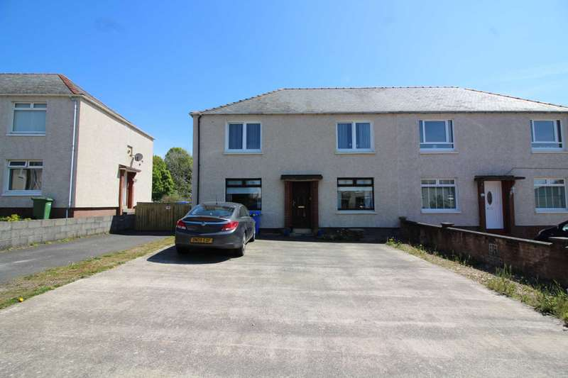 2 Bedrooms Flat for sale in Goodwin Drive, Annbank