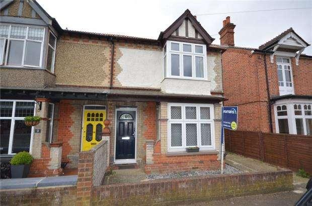 3 Bedrooms Semi Detached House for sale in Blundells Road, Tilehurst, Reading