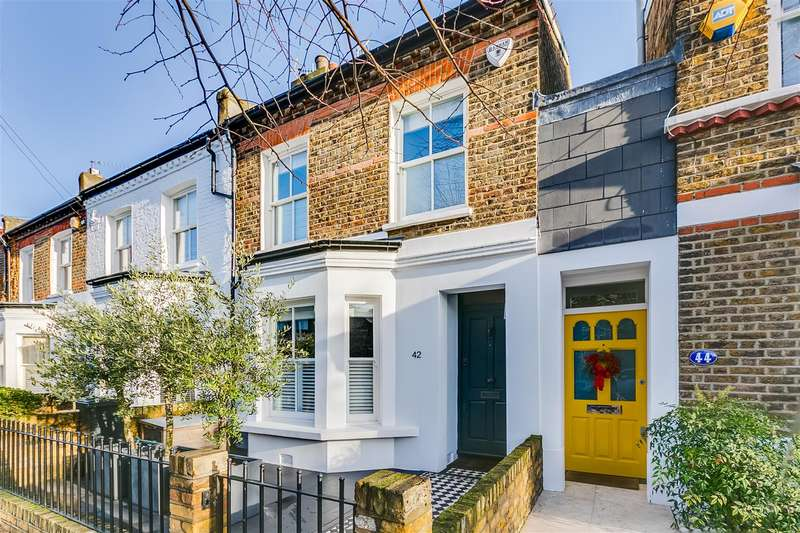 4 Bedrooms Terraced House for sale in Dale Street, Chiswick