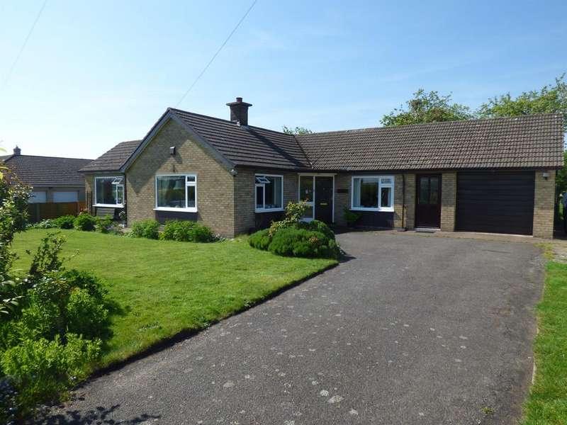 3 Bedrooms Bungalow for sale in Panton Road, East Barkwith,