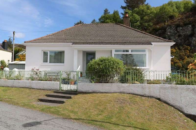 3 Bedrooms Detached Bungalow for sale in Benula, Main Street, Kyle IV40