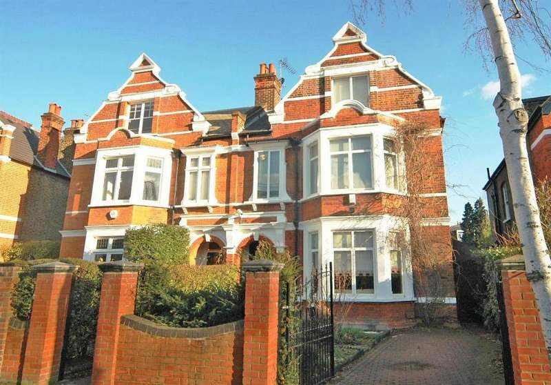 5 Bedrooms House for sale in Birch Grove, West Acton / Ealing Common borders, London