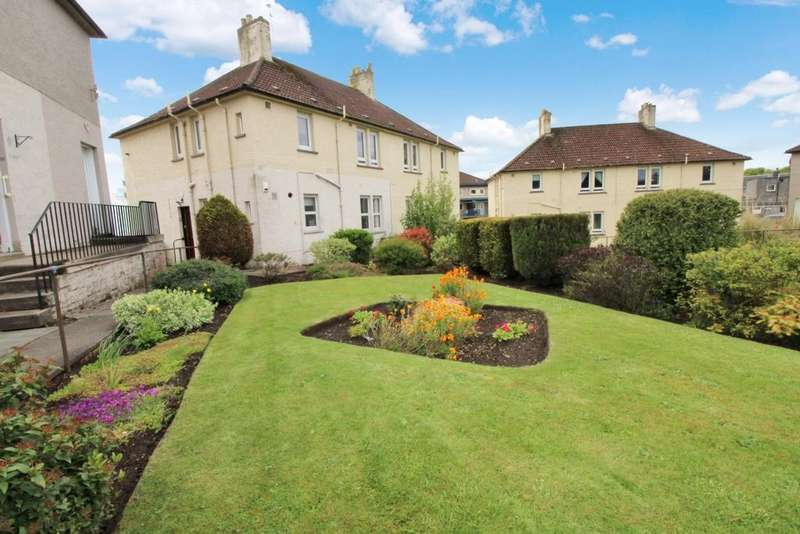 2 Bedrooms Flat for sale in Leven Road, Kennoway, KY8
