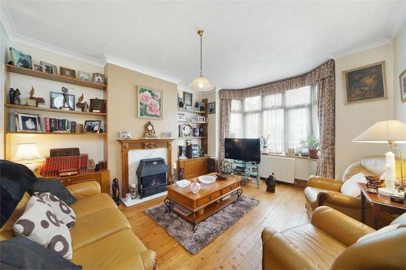 3 Bedrooms Semi Detached House for sale in Gladstone Park Gardens, Dollis Hill