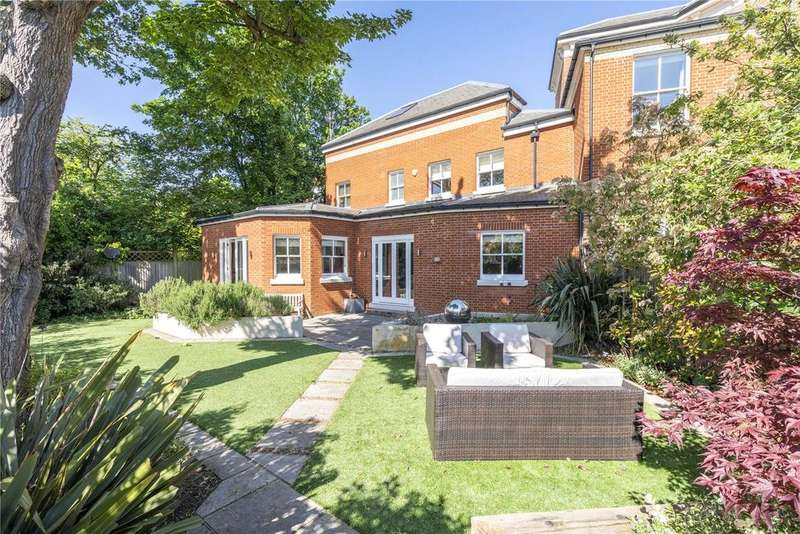 5 Bedrooms Terraced House for sale in Regency Place, 8 The Drive, Wimbledon, London, SW20