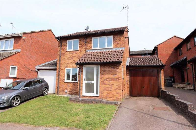 3 Bedrooms Detached House for sale in Croxley Court, Leighton Buzzard