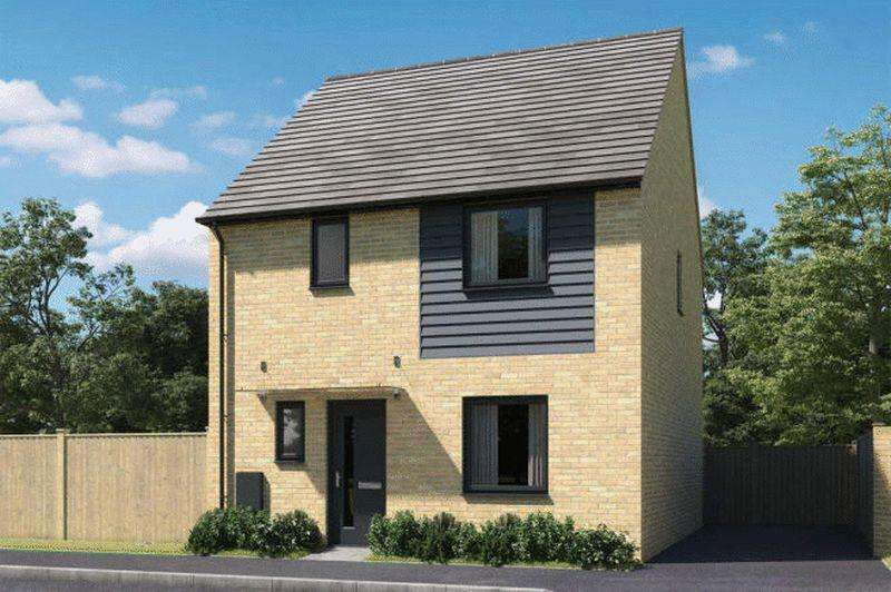3 Bedrooms Detached House for sale in Thorn Road, Dunstable