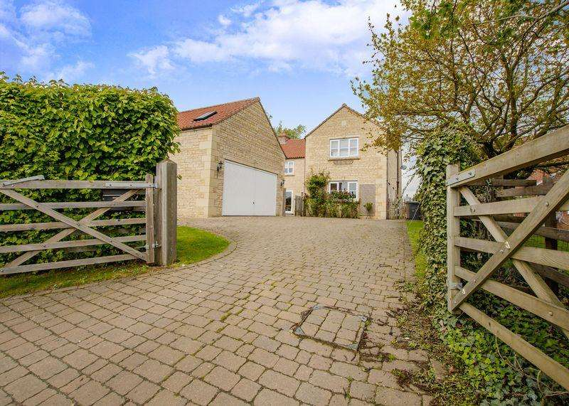 4 Bedrooms Village House for sale in Swarby, Sleaford, NG34 8TD