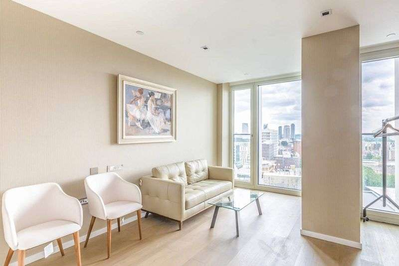 Property for sale in South Bank Tower, 55 Upper Ground, London