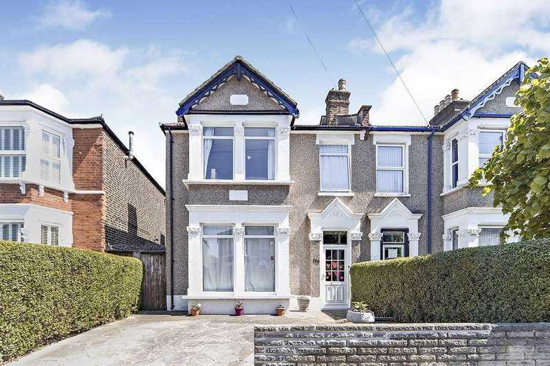 3 Bedrooms Semi Detached House for sale in Minard Road, London, SE6
