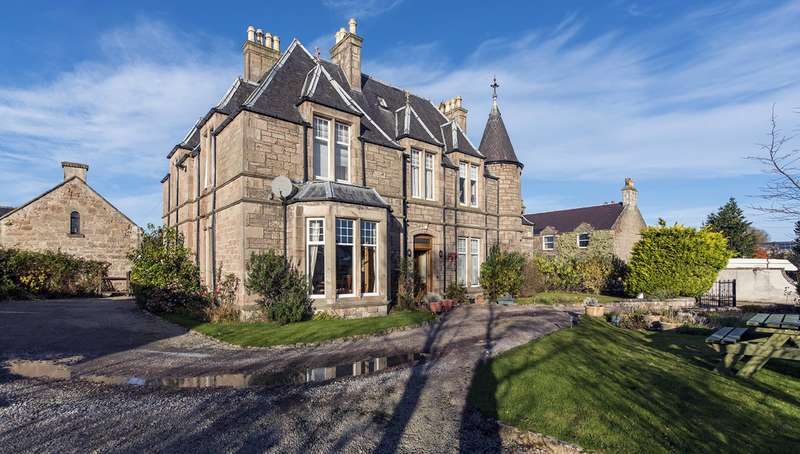 18 Bedrooms Commercial Property for sale in 3-5 Wellington Road, Nairn, Highland, IV12 4RE
