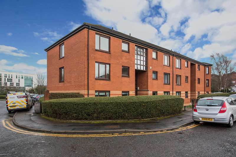 2 Bedrooms Flat for sale in Ayr Street, Glasgow, G21 4DG