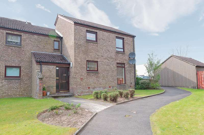 1 Bedroom Flat for sale in 6 Ferndale Court, Glasgow, G23 5AT