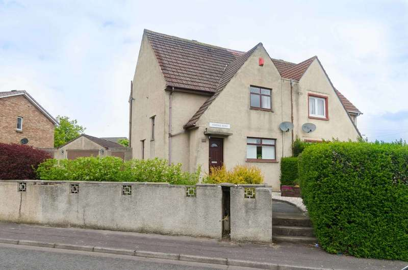 3 Bedrooms Semi-detached Villa House for sale in Ashdale Road, Kilmarnock, East Ayrshire, KA3 1PS