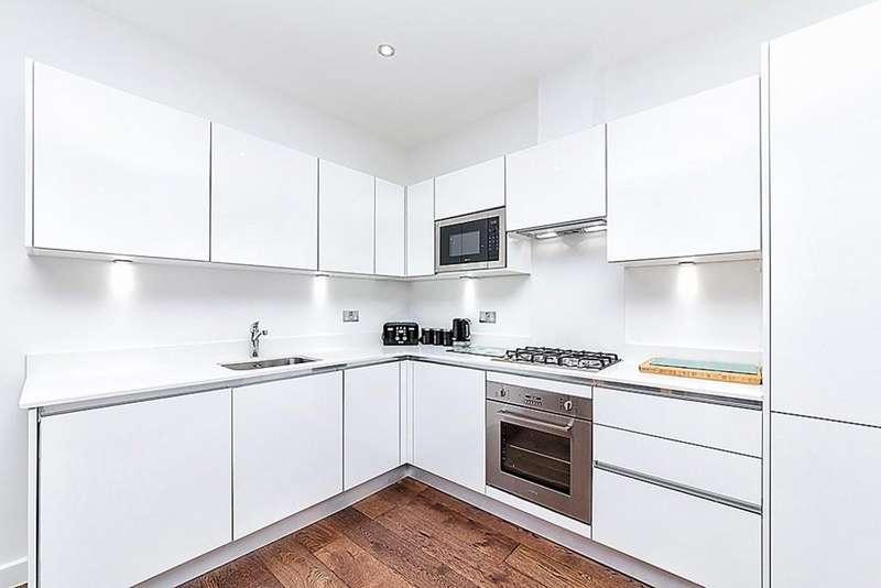 2 Bedrooms Apartment Flat for sale in Loren Apartments, Poplar, E14