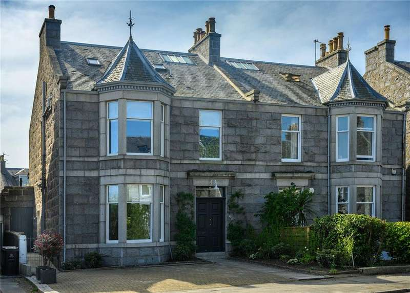 5 Bedrooms Semi Detached House for sale in 113 Hamilton Place, Aberdeen, AB15