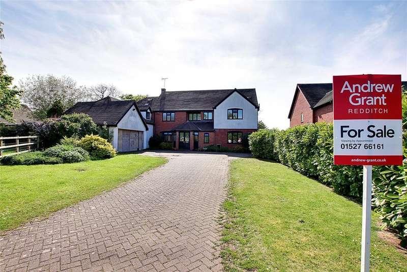 5 Bedrooms Detached House for sale in Sambourne Park, Sambourne Lane, Redditch, B96