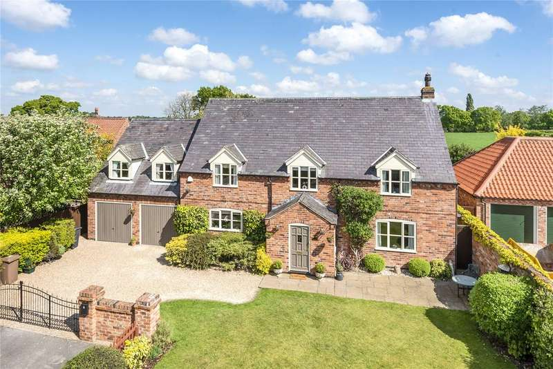 5 Bedrooms Detached House for sale in Mill Fields, Bassingham, LN5