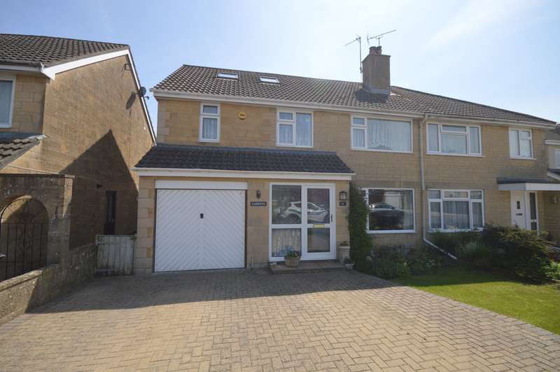 4 Bedrooms Semi Detached House for sale in Chesterton Park