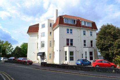 2 Bedrooms Flat for sale in Exeter Park Road, Bournemouth, Dorset