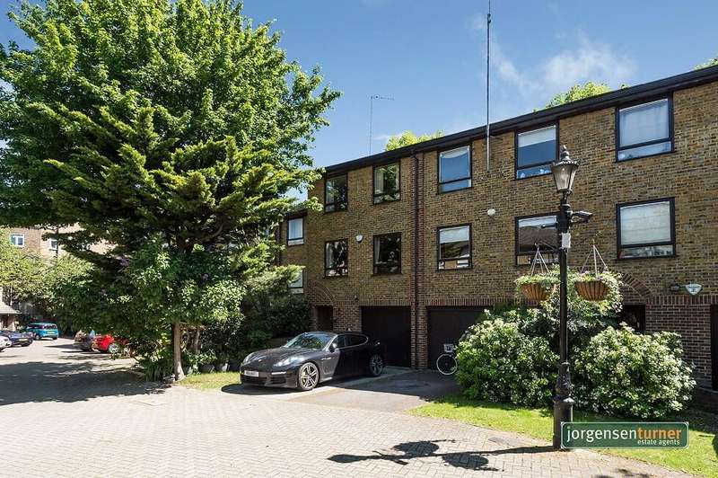 4 Bedrooms House for sale in Abinger Mews, Maida Vale, London, W9 3SP