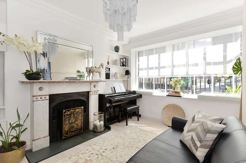 6 Bedrooms Town House for sale in Upper Montagu Street Marylebone W1H