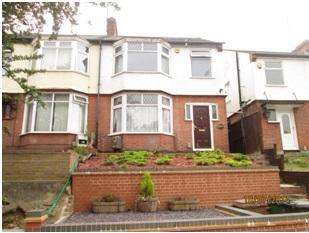 4 Bedrooms Semi Detached House for rent in Park Street, Luton, Bedfordshire, LU1