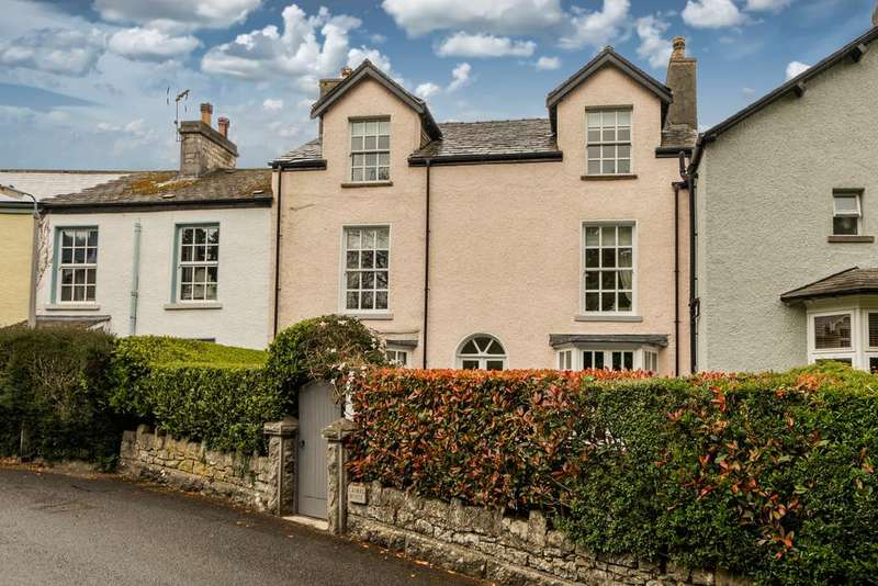 4 Bedrooms Town House for sale in Kirkhead Road, Grange-Over-Sands