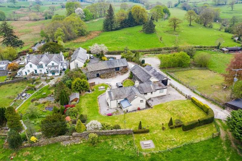 6 Bedrooms Barn Conversion Character Property for sale in Field Head Farm, Outgate, Ambleside, Cumbria LA22 0PY