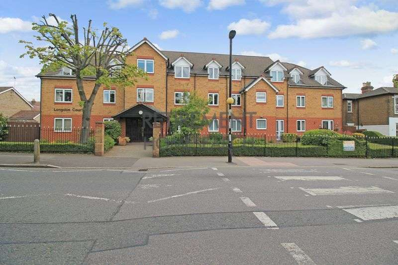 2 Bedrooms Property for sale in Longdon Court, Romford, RM1 3QY
