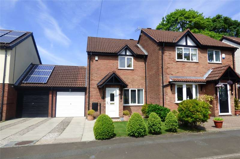2 Bedrooms Town House for sale in Henley Drive, Ashton-under-Lyne, Greater Manchester, OL7